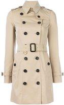 Burberry 'Sandringham' trench coat - women - Cotton - 4