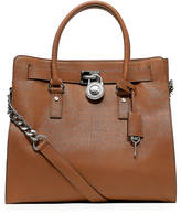 MICHAEL MICHAEL KORS Hamilton Large North/South Leather Tote