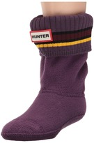 Hunter Original Buoy Stripe Cuff Socks (Toddler/Little Kid/Big Kid)
