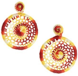 All Things Mochi Dreamy Crochet Earrings
