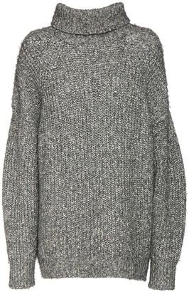 Etoile Isabel Marant Tonya Knit Cotton Blend Sweater