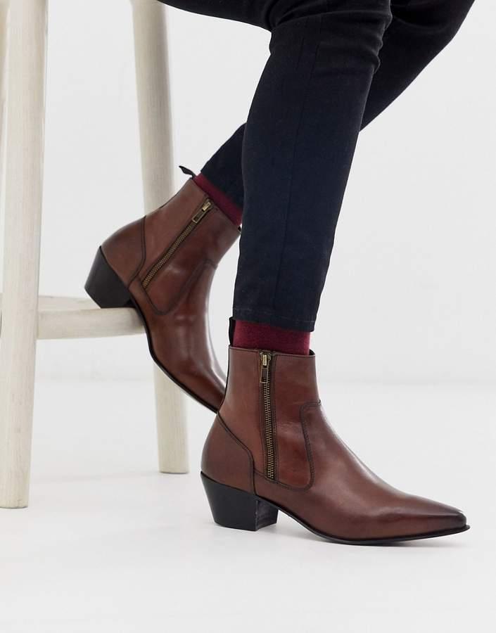 fd0115e06e8 Mens Western Boots Uk - ShopStyle UK