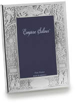 Empire SilverTM Birth Record Pewter Baby Frame