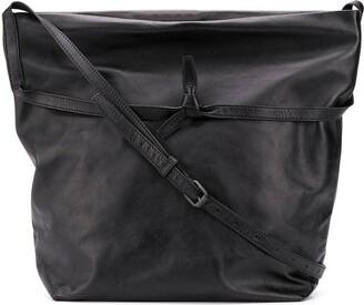 Ann Demeulemeester Knotted Strap Shoulder Bag