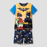 Lego Boys' The Batman Movie® Pajama Set - Blue