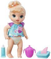 Hasbro Baby Alive Twinkles n' Tinkles Blonde Doll by