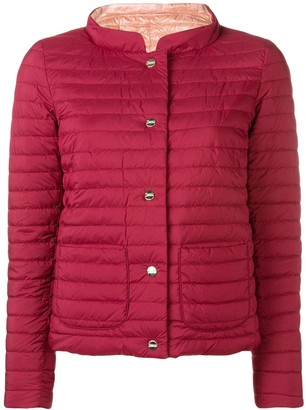Herno reversible padded jacket
