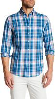 Gant Birdie Madras Check Regular Fit Shirt