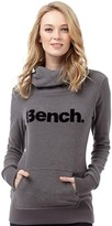 Bench Womens Coil Sweat Hoody Grey