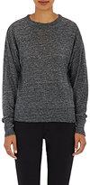 Etoile Isabel Marant Women's Klow Long-Sleeve T-Shirt-GREY