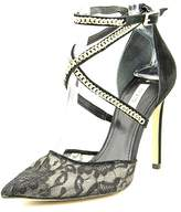 GUESS Adabellely Women US 11 Black Heels