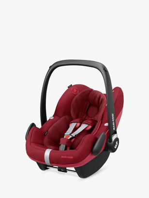 Maxi-Cosi Pebble Pro i-Size Group 0+ Baby Car Seat, Essential Red