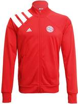 Adidas Performance Fc Bayern MÜnchen Tracksuit Top Fcb True Red/white