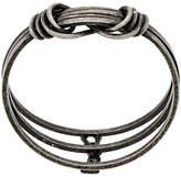 Saint Laurent knot design bracelet