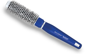 "Bio Ionic BlueWave NanoIonic Conditioning 1"" Square Round Hair Brush"