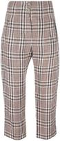 Etoile Isabel Marant Jaz trousers - women - Cotton/Linen/Flax - 36