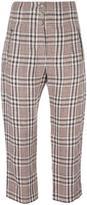 Etoile Isabel Marant Jaz trousers - women - Linen/Flax/Cotton - 38