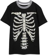 Gymboree Skeleton Tee