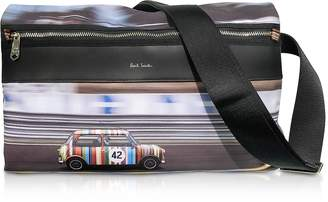 Paul Smith Mini Print Men's Messenger Bag