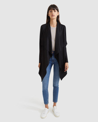 SABA Women's Jumpers & Cardigans - Karlie merino wool knit cardigan - Size One Size, S at The Iconic