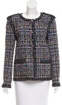 Chanel 2016 Tweed Structured Jacket w/ Tags