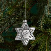 Kurt Adler Star of David Ornament