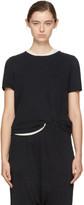 Raquel Allegra Black Long Sleeve Boy T-Shirt