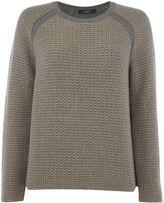 Max Mara Weekend Zanora longsleeve printed jumper