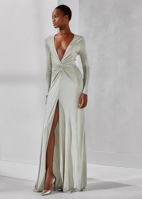 Ralph Lauren Stellan Evening Dress
