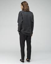 Alexander Wang boiled wool pullover