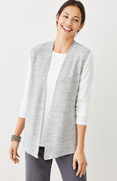 J. Jill Pure Jill Textured Sweater Vest