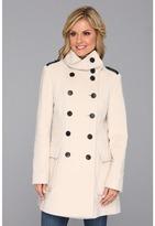 Marc New York Hayley Coat (Cream) - Apparel