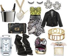 Shu Uemura, Givenchy, Tiffany & Co., Swarovski