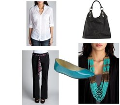 Forever 21, Mossimo, Charlotte Russe, Charlotte Russe, Charlotte Russe