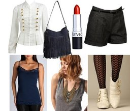 Urban Outfitters, Roxy, Revlon, Arden B, Charlotte Russe, Forever 21, Free People