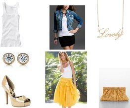 Jessica Simpson, Zoe Adams, Express, Asos, Tiffany & Co., Victoria's Secret, Old Navy
