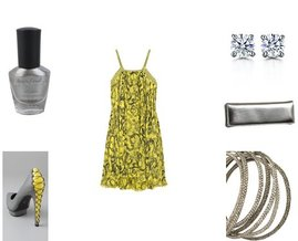 Forever 21, La Regale, Tiffany & Co., Rock & Republic, ABS by Allen Schwartz, Versace