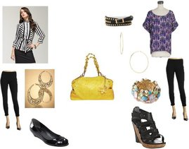 Betsey Johnson, Rachel Roy, Cara Couture, Sanctuary, Charles by Charles David, Cole Haan, Jessica Simpson, DKNY, CCC, DKNY, Bebe