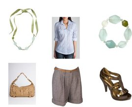 Charlotte Russe, Gap, Gap, Charlotte Russe, Mossimo, Forever 21