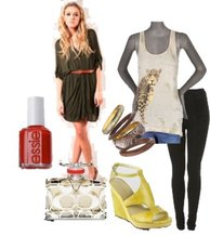 Topshop, Torn By Ronny Kobo, Coach, Nine West, Essie, Patterson J. Kincaid, Topshop