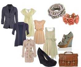 Burberry, Mantaray, New Look, Miss Selfridge, Warehouse, Dorothy Perkins, New Look, All Saints, John Lewis, Topshop, Kurt Geiger