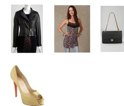 Christian Louboutin, Chanel, Free People