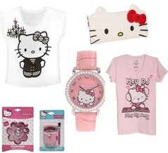 Hello Kitty, Hello Kitty, Hello Kitty, Hello Kitty