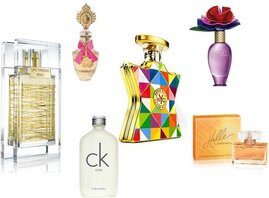 Calvin Klein, Marc Jacobs, Juicy Couture, Bond No.9