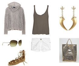 Oliver Peoples, Rachel Comey, Tory Burch, James Perse