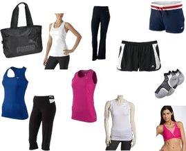Under Armour, Nike, Nike, Nike, adidas, Nike
