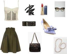 Valentino, Chanel, Balenciaga, bareMinerals