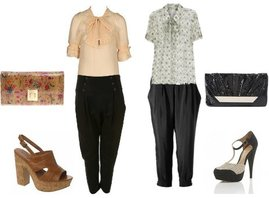 Dorothy Perkins, Topshop, Asos, New Look, Armand Basi
