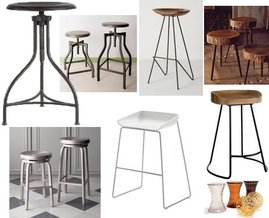 Crate & Barrel, Roost, Kartell, Steelcase
