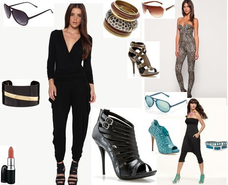 Cute Outfits feat. the Jumpsuit and How to Wear It? | My Vogue Trendy, Cute Outfits, Women Summer 2010 Clothing Reviews